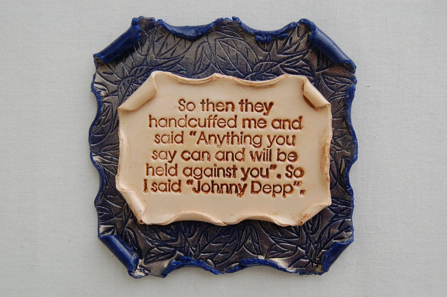 Interesting sayings about clay
