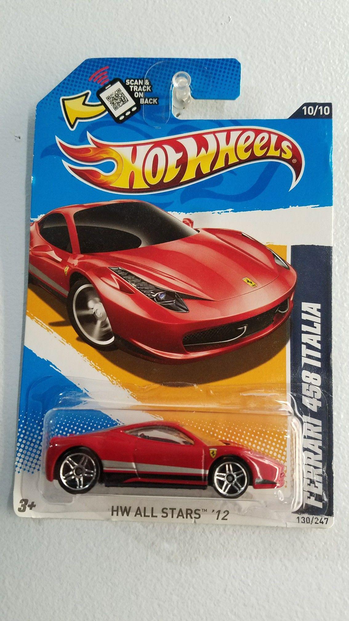 Ferrari 488 Gtb Hot Wheels Online Shopping