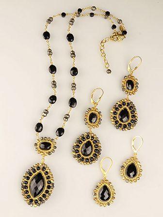 Alhambra Mandala Necklace