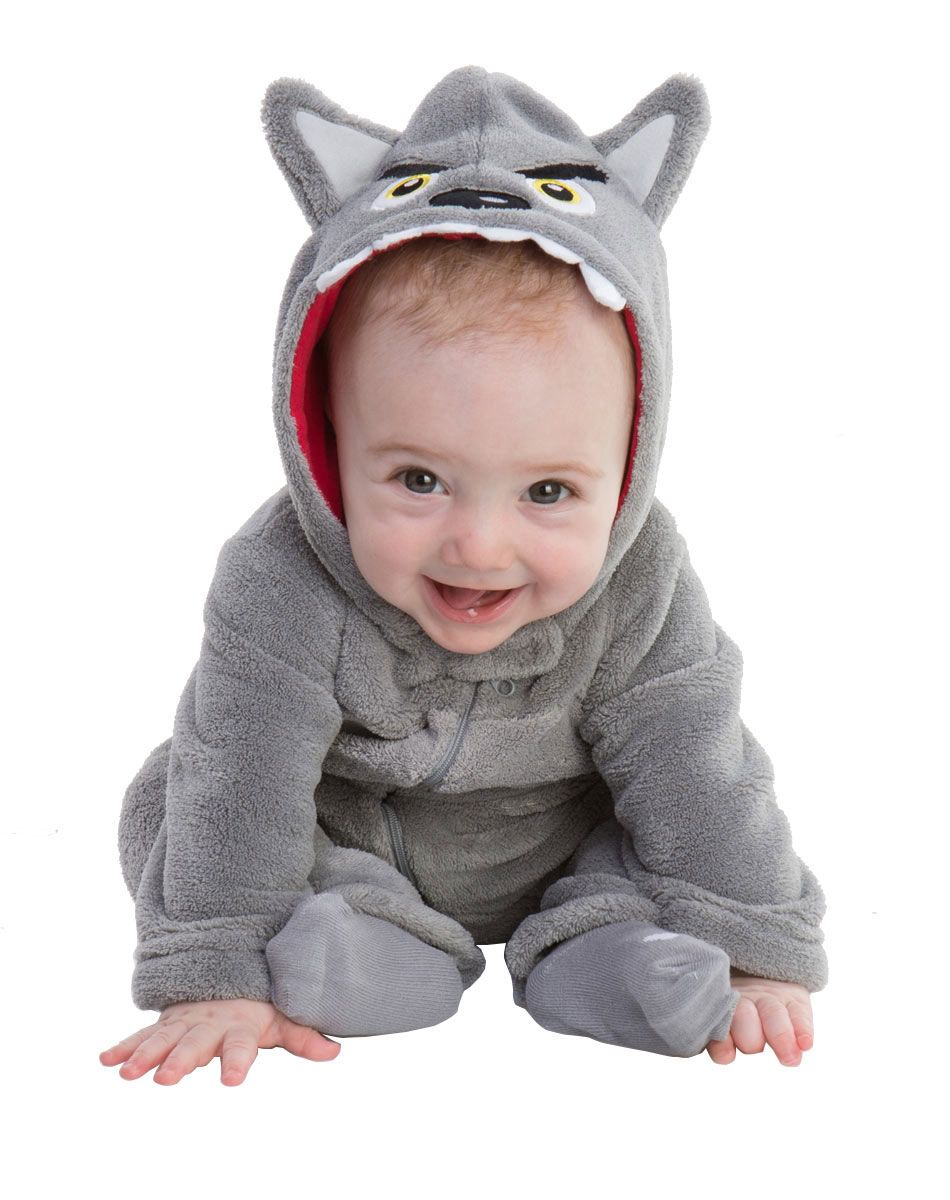 big bad wolf baby costume costume pinterest big bad wolf baby costumes and bad wolf. Black Bedroom Furniture Sets. Home Design Ideas