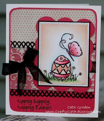 Easter Card Paper Crafts Cards Easter Cards Handmade Spring Cards