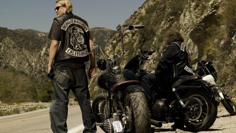 Will Any Of The Sons Of Anarchy Spinoffs Ever Get Moving The Bikers Den Sons Of Anarchy Motorcycles Sons Of Anarchy Jax Sons Of Anarchy
