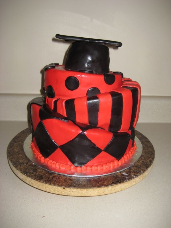 UC graduation cake I want this in May cool stuff Pinterest