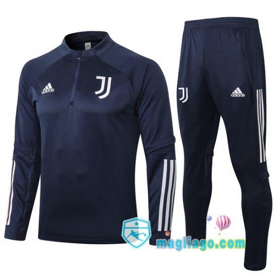 Tuta da Allenamento Juventus Blu Royal 2020/2021 | Giacca, Tuta ...