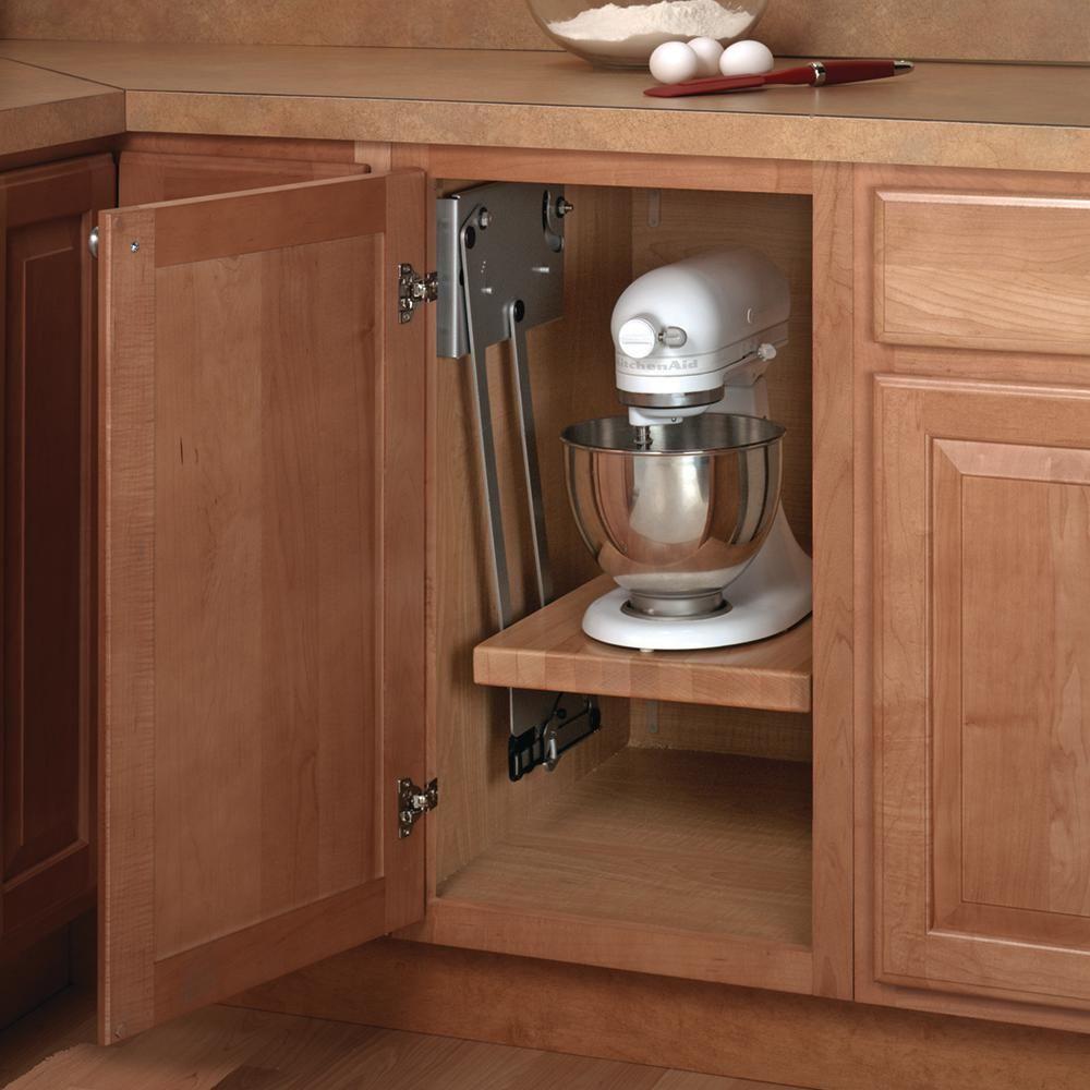 Knape Vogt 24 In H X 3 In W X 13 In D Steel Appliance