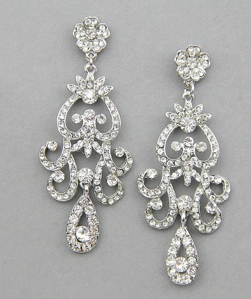 Earrings for Bridal and Wedding Day Recommendations ...