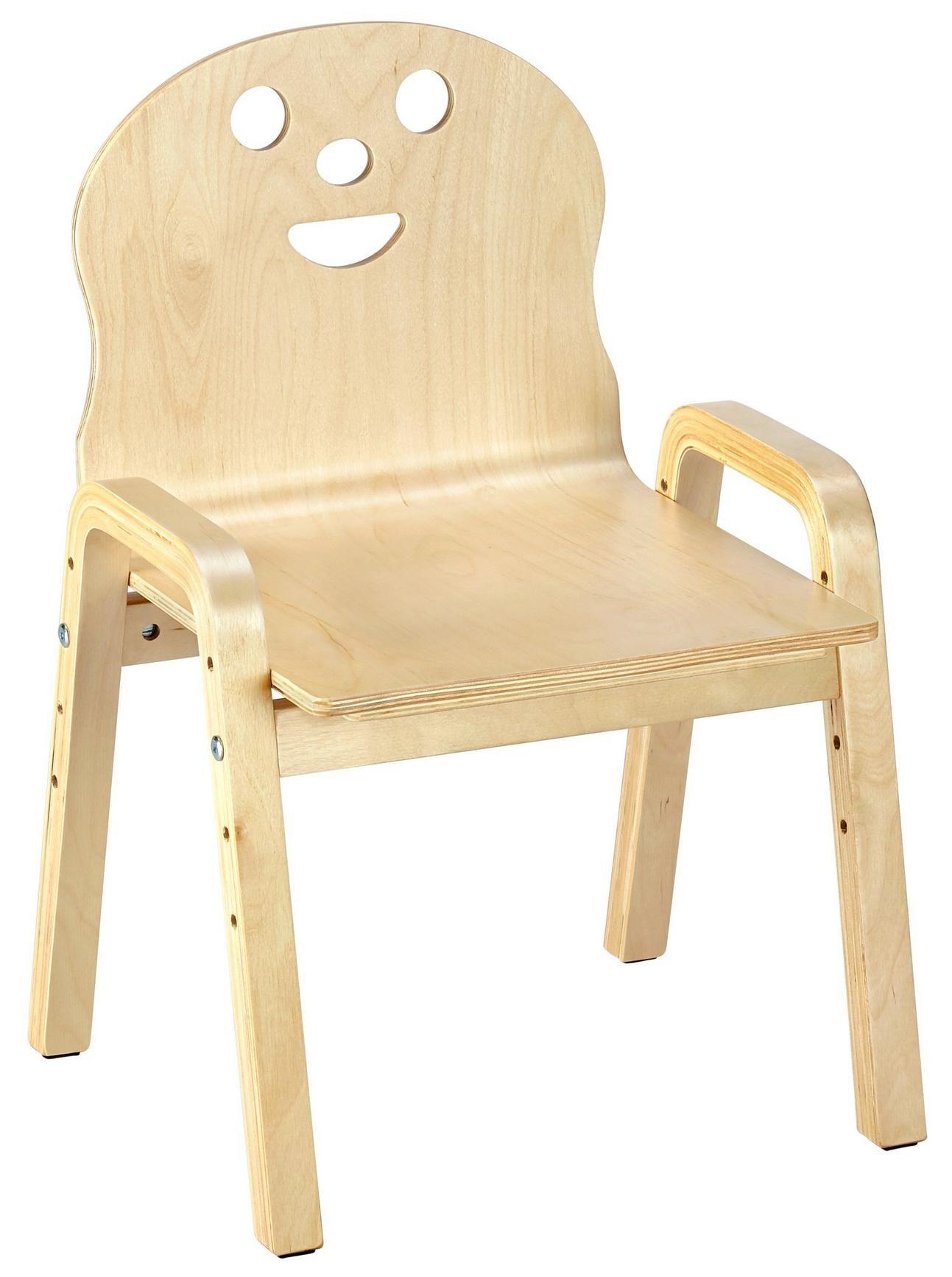 Kinderstuhl In Birkefarben Sunny Stuhle Haus Deko Und Birke Holz