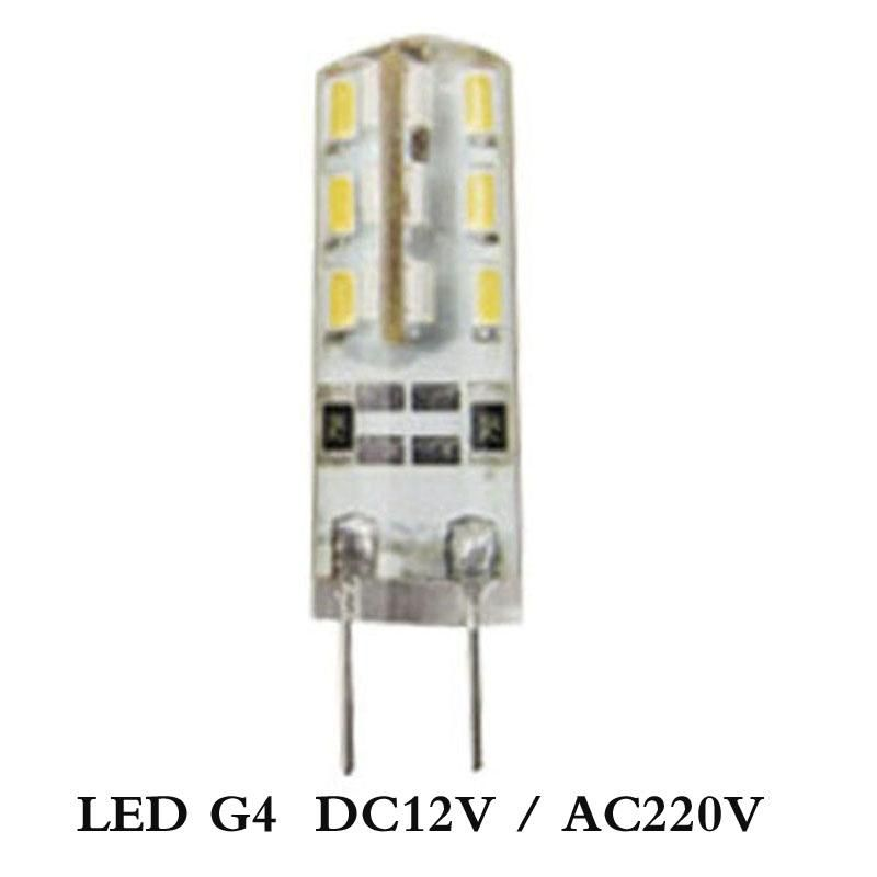 Visit To Buy 1pcs G4 Led Light Bulb 3w G4 Led Capsule Led Spot Light Bulb Lamp In Crystal Lighting Lamp G4 Led Spotlight Lamp Dc 12v Ac220v Advertise G4 Led