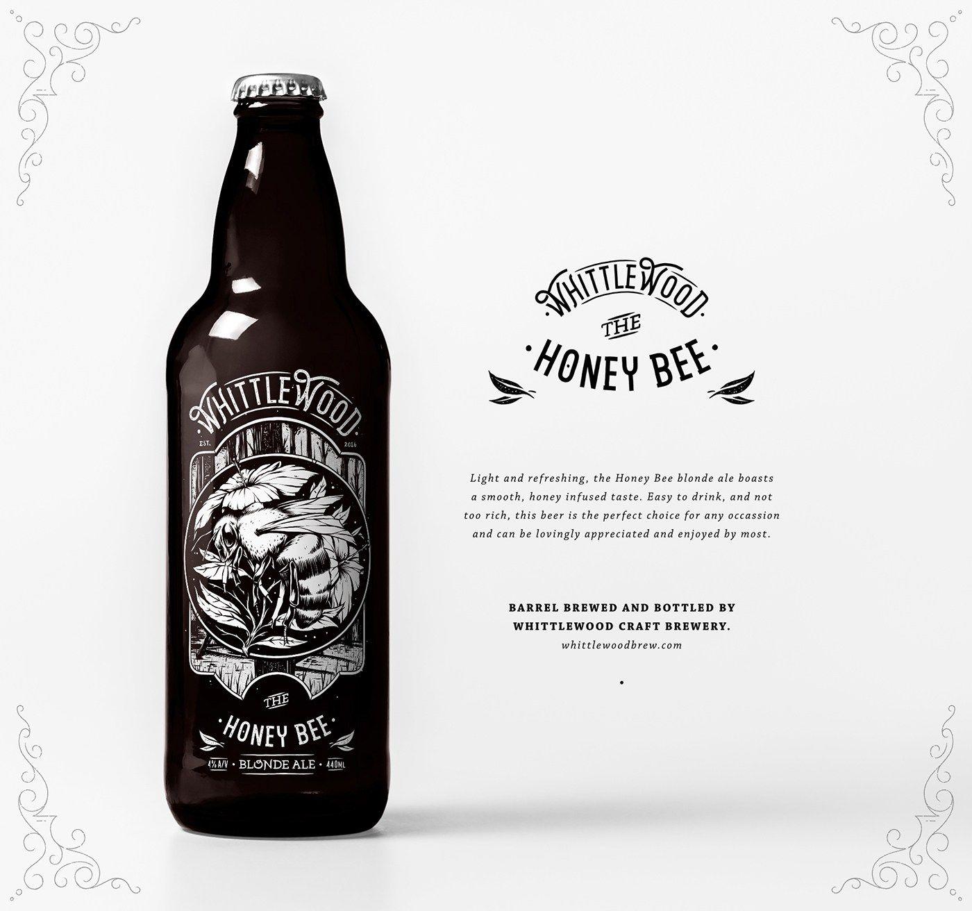 Creative clock background   Coolest Beer Label Designs Youull Ever See u UCreative  Beer