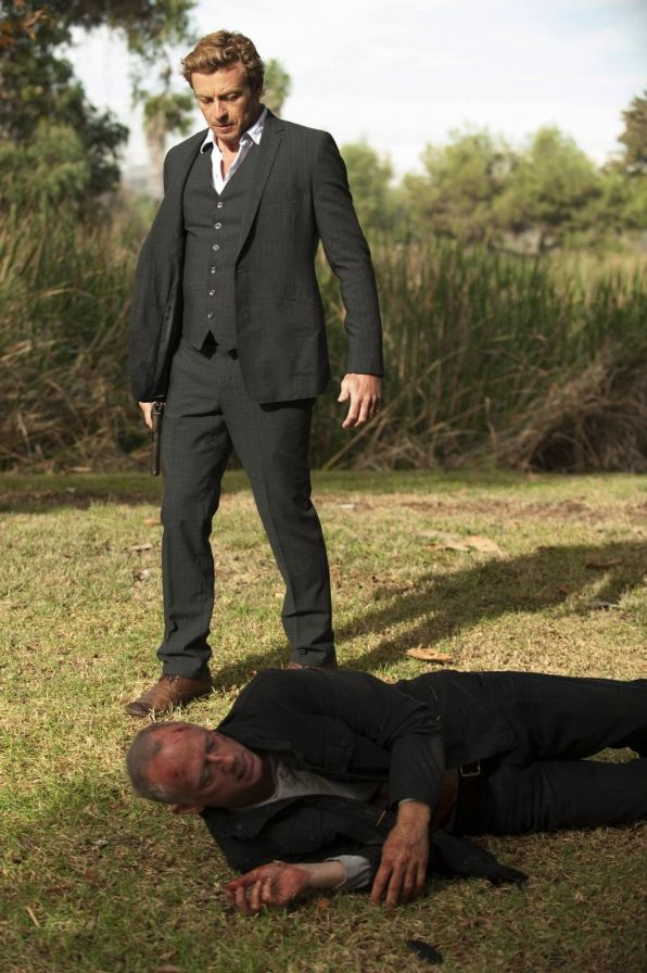 The Mentalist Red John Tod