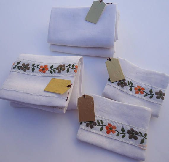 1 12 Scale Handmade Doll House Bedding Set White Cotton Sheets