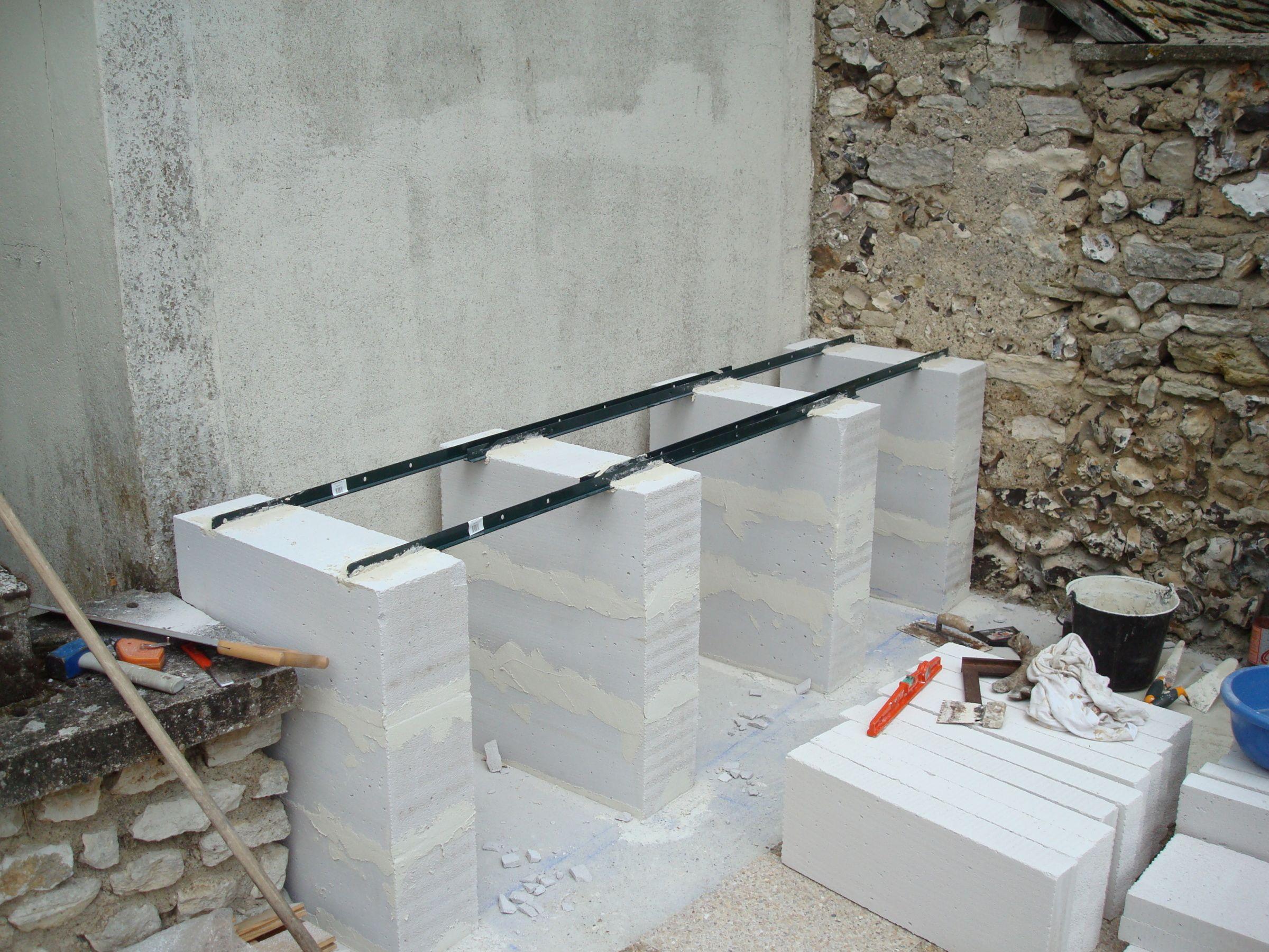 Construction D Un Barbecue Sur Mesure Construire Un Barbecue Barbecue En Beton Et Barbecue