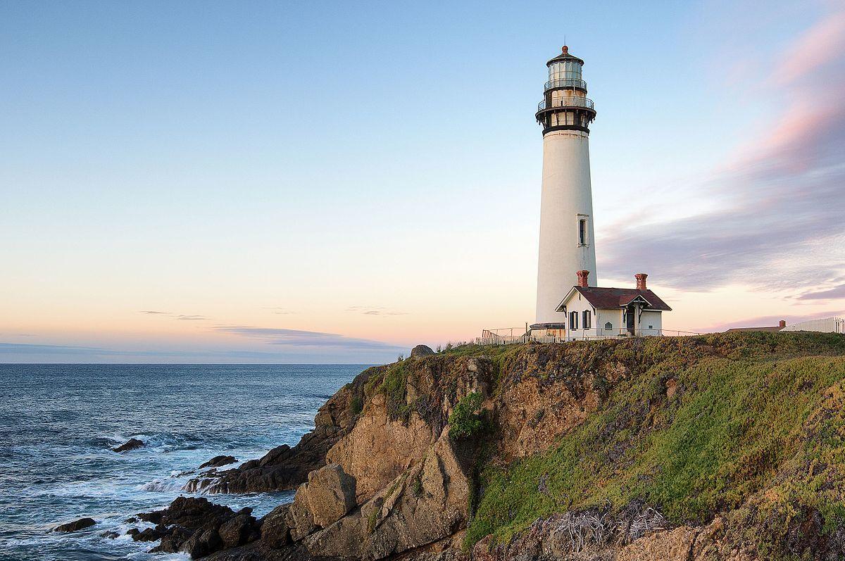 Long beach lighthouse wedding  Pigeon Point Lighthouse  Wikipedia  THEME LighthouseBeach