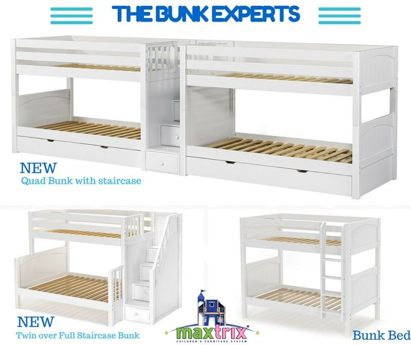 Best What Makes Maxtrix Kids Quality Bunk Beds Different 640 x 480