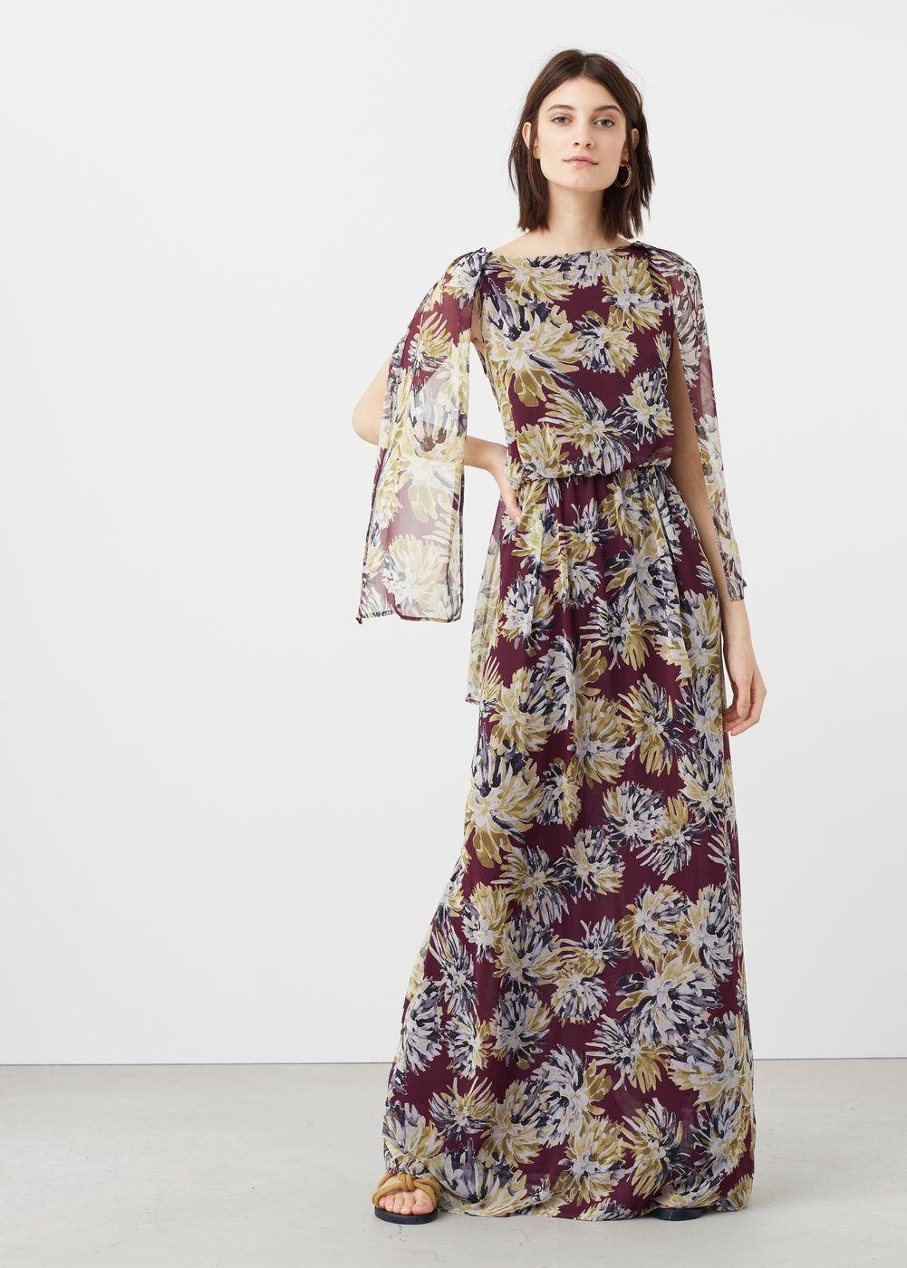 Vestido pormenor ombro - Vestidos de Mulher | MANGO Portugal
