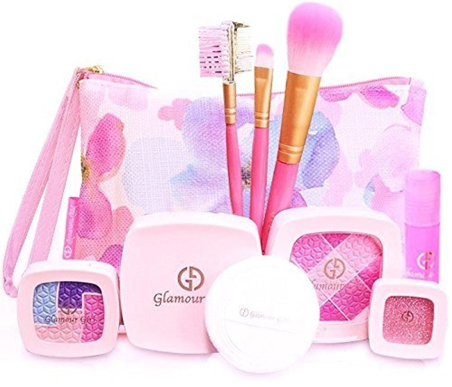 Makeup Set For Children By Glamour Girl Pretend Play Make