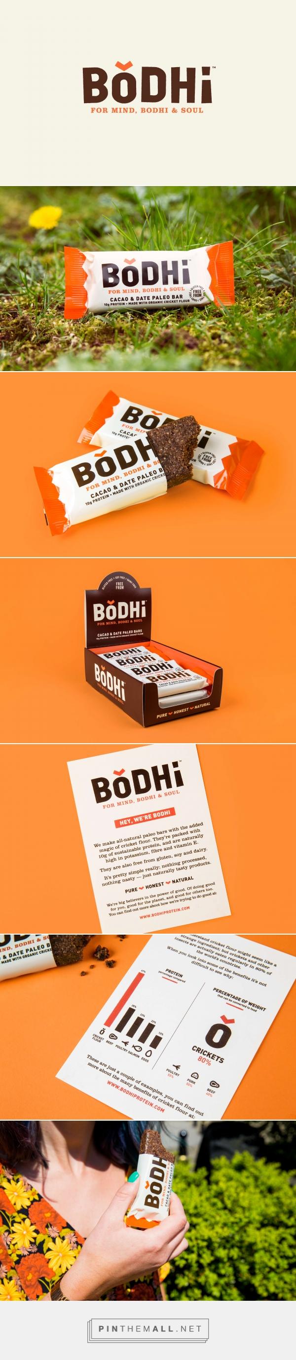 Bodhi | Branding & Packaging Design | Designed by Robot Food | www.robot-food.com - created via https://pinthemall.net