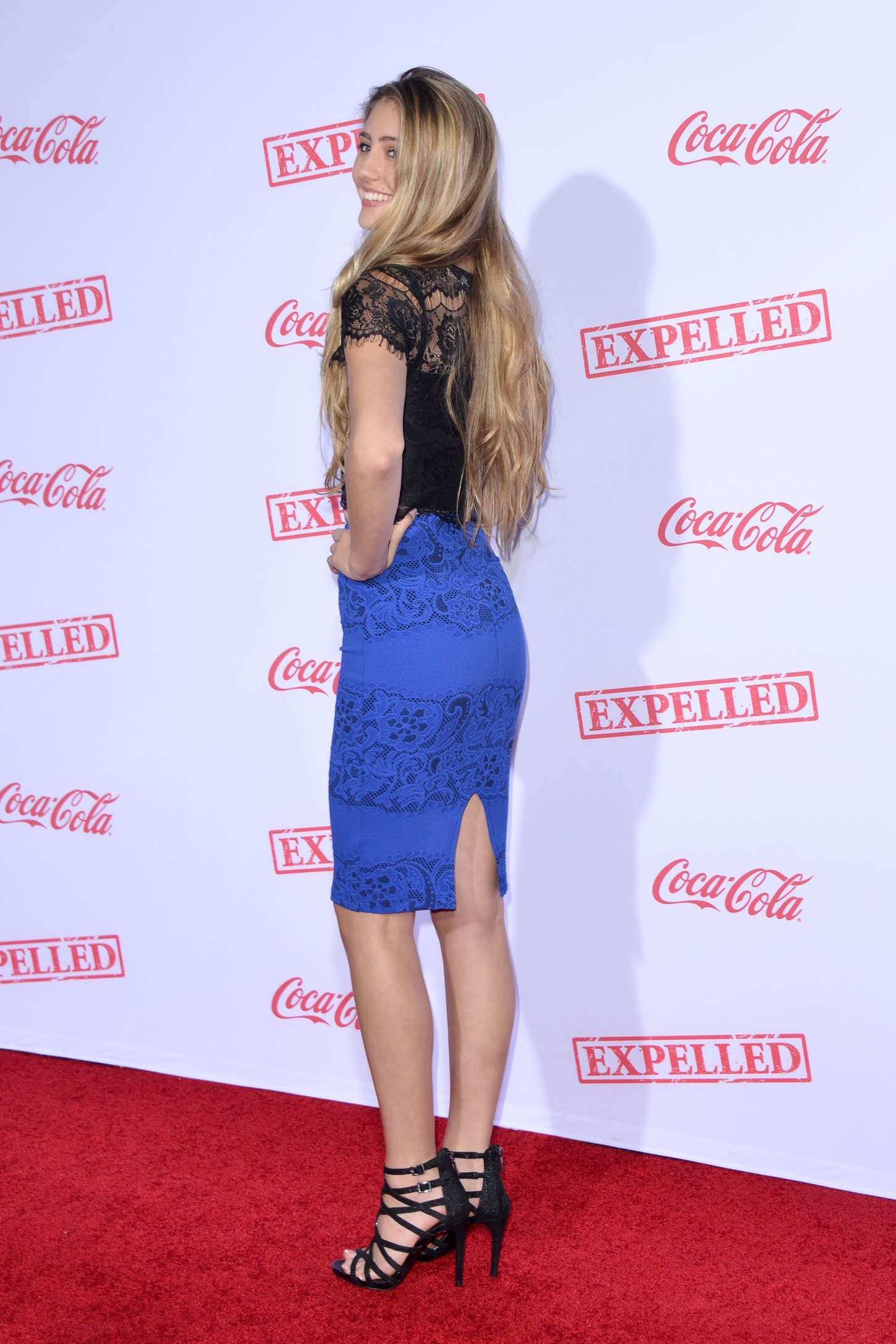 Lia marie johnson at the premiere of awesomenesstvs expelled in westwood new picture