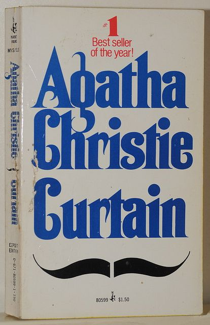 Curtain Agatha Christie Agatha Christie Agatha Christie S Poirot Agatha
