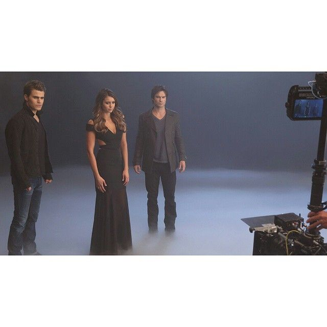 """@vampiirediaries's photo: """"You're about to be spammed with promo photos!  #tvd #tvds6"""""""