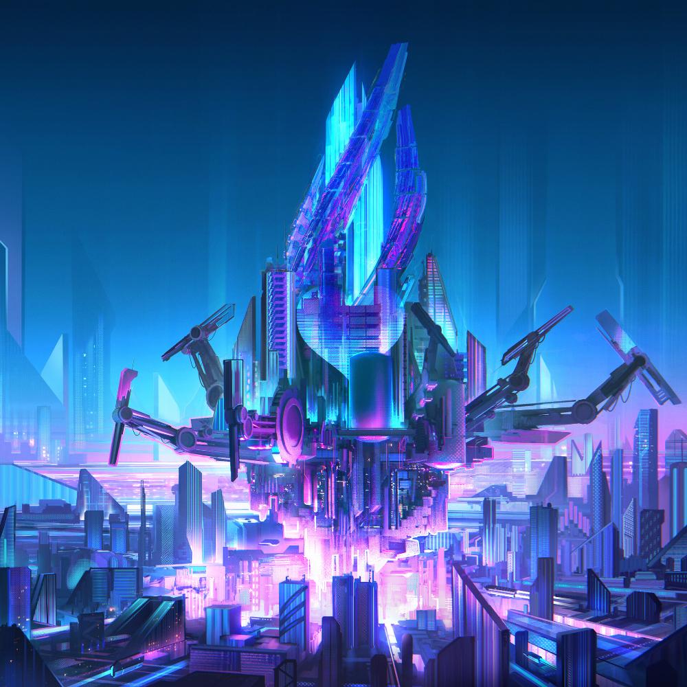 Pin on Cyberpunk