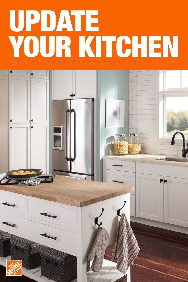 The Home Depot Has Everything You Need For Your Home Improvement Projects Click Through To Learn Mor Kitchen Design Small Kitchen Remodel Small Kitchen Design