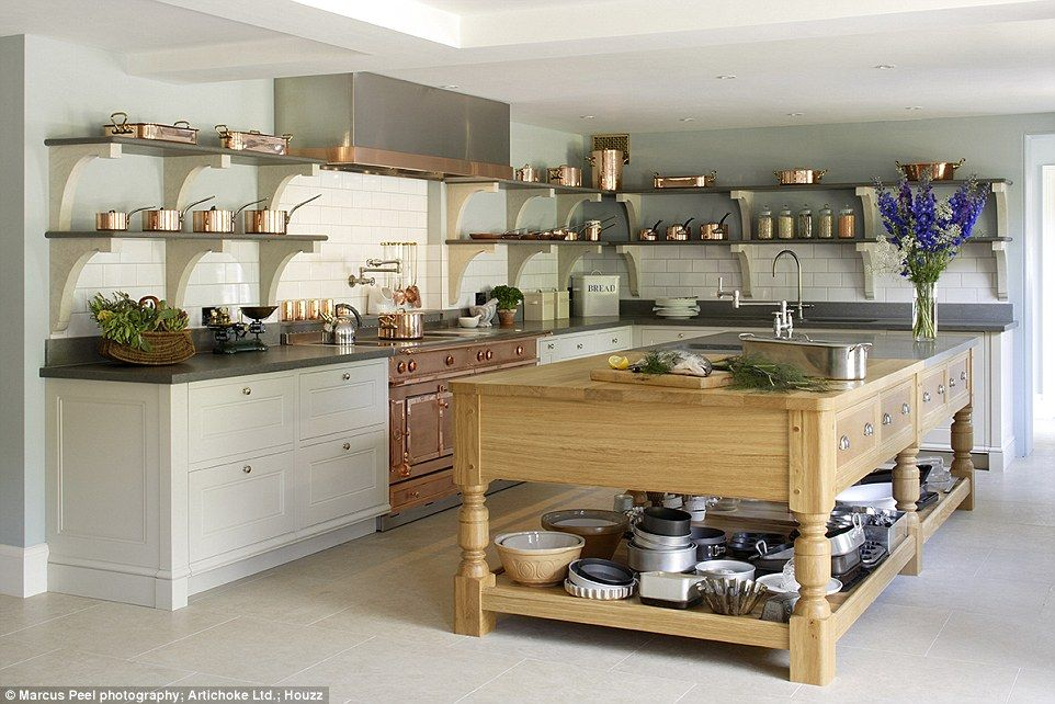 Current Trends In Kitchen Design Stunning Are These The Most Beautiful Kitchens Ever  Spaces Beautiful Review