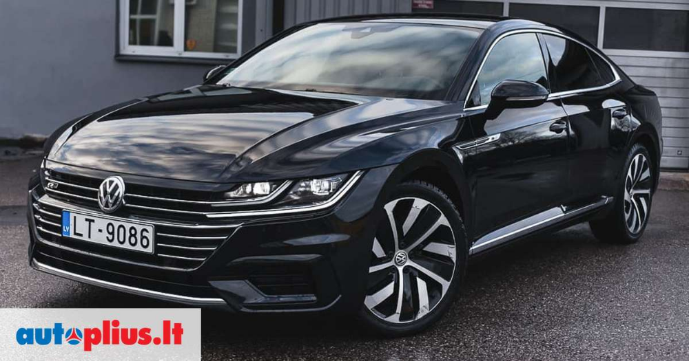 For Sale Volkswagen Arteon R Line Car Is Like A New Very Good Equipped Price Vat Pardod Volkswagen Arteon R Line Auto Ka Jauns Loti Volkswagen Car Auto