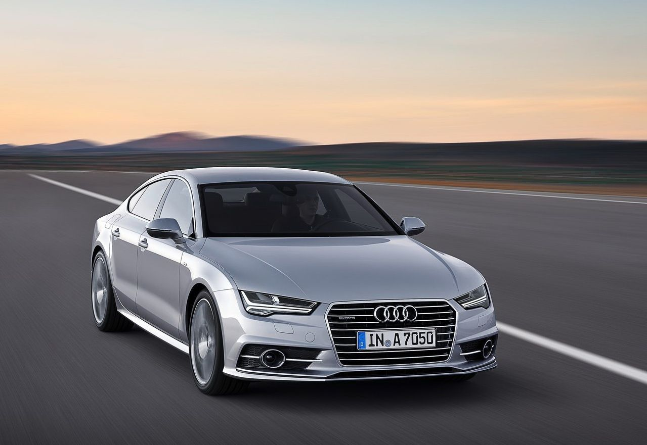 2015 Audi A7 Wallpaper on Top 10 Best Gas Mileage Luxury Cars | Cool ...