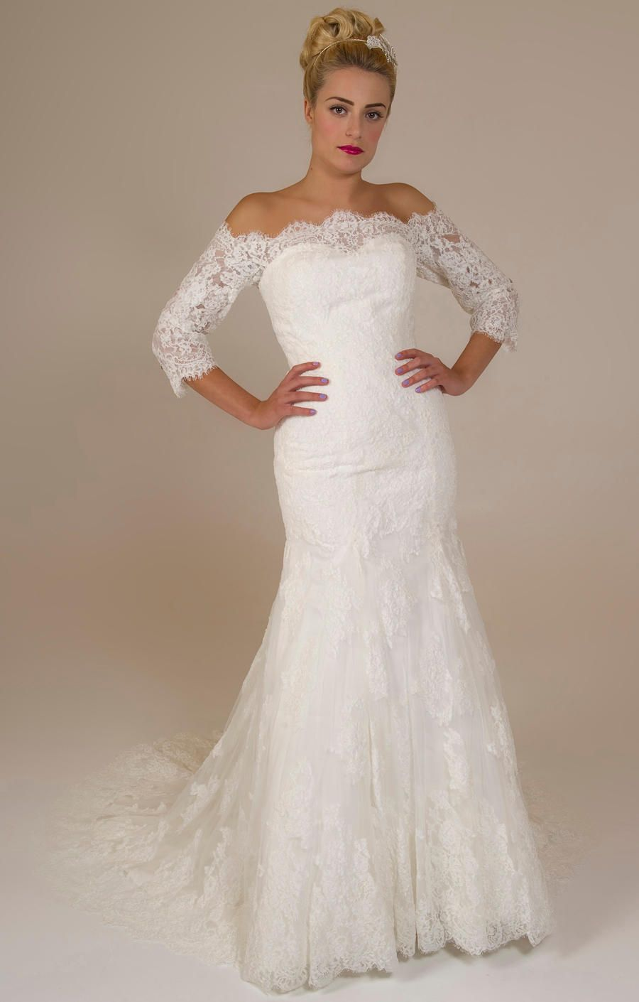 Unique Brides by Harvee Wedding Dresses UK u Europe Louisa