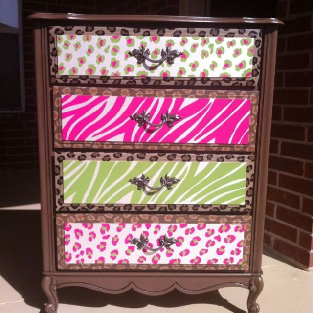 Revamped Chest By Funky Furniture Facelifts In Moore Okla Love Their Stuff Check Out Facebook Page