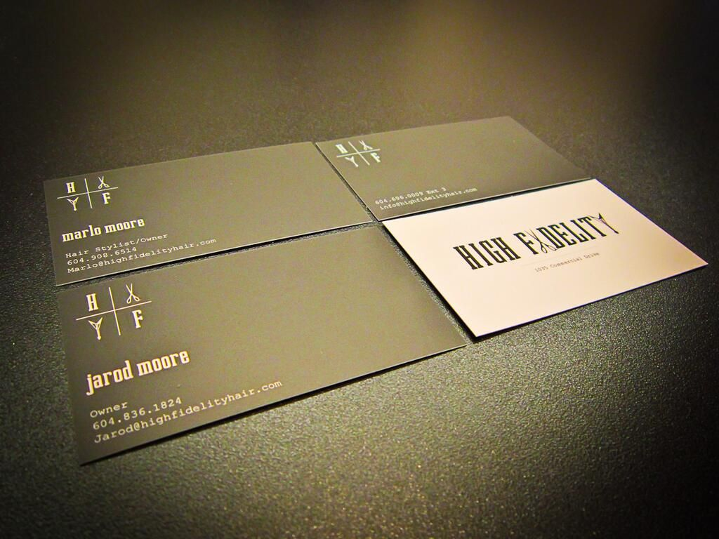 LinxPrint.com on | Business cards and Letterhead