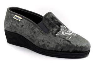 Photo of EMANULELA 521 GRIGIO Pantofole Invernali Donna | shoesmyfriends.it