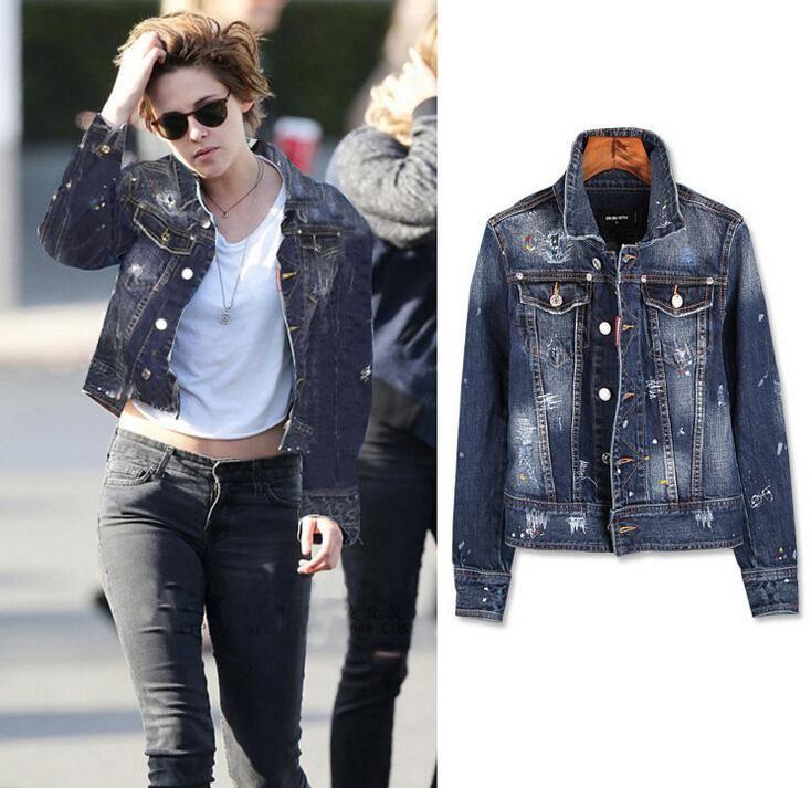 denim-jacket-blue- | Denim Jacket | Pinterest | Denim jackets ...