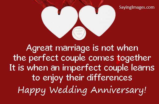 Wedding anniversary quotes happy