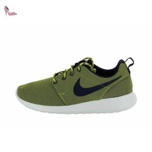 Nike Womens Rosherun Roshe Run Venom Green Obsidian