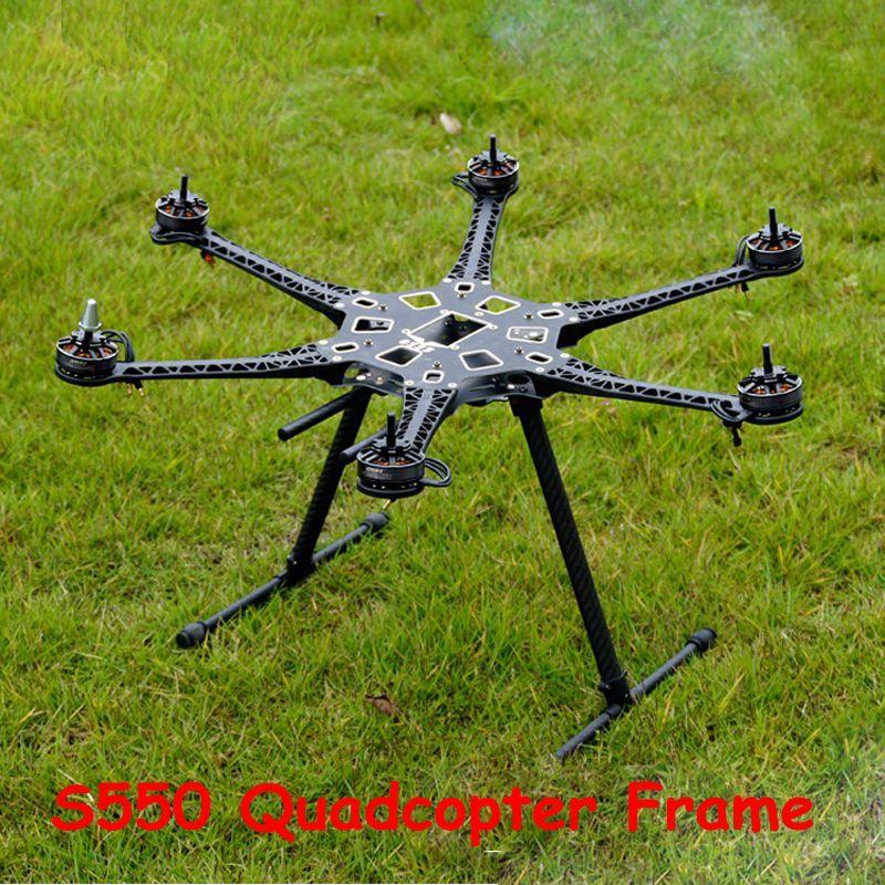 S550 Hexacopter Aeromodelismo Diy Multicopter Diy Drone