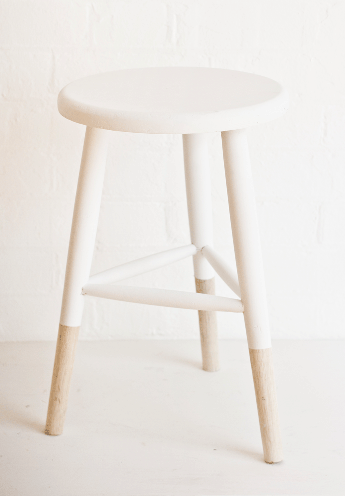 Rule Of Three Modern 3 Legged Stools Wooden Stools Small