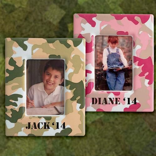 Personalized 5 X 7 Camo Picture Frames The Personalized Camo Picture Frame Is Perfect For Y Kids Birthday Gifts Personalized Teacher Gifts Unique Custom Gifts