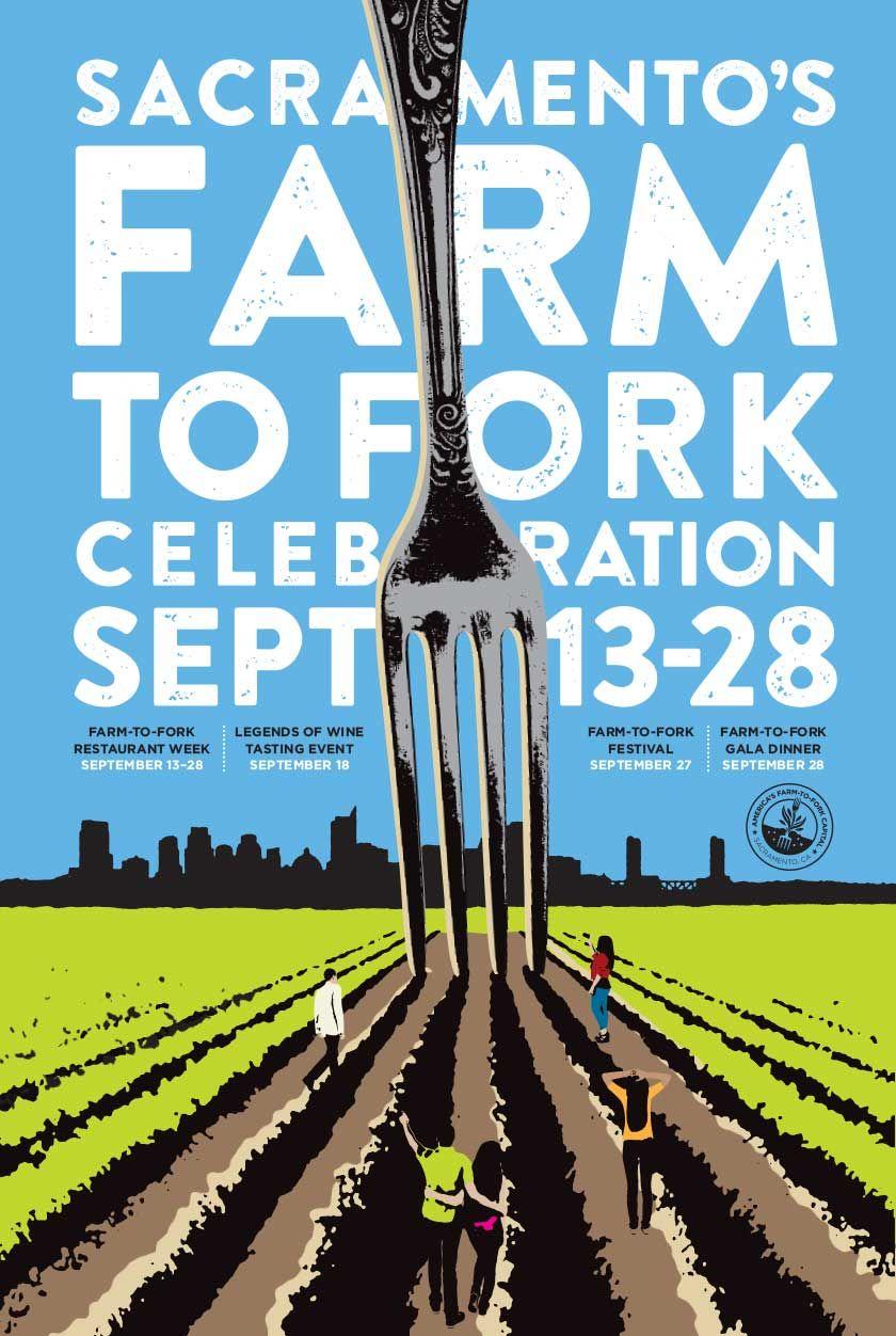 Sacramento FarmtoFork Festival / Sacramento Events 2014