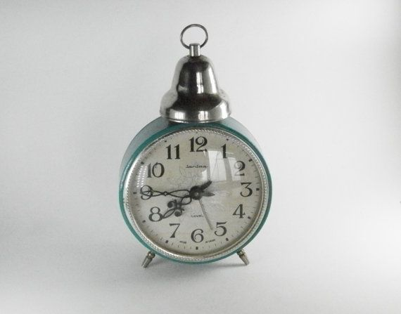 Vintage Jantar bell Soviet Alarm Clock, USSR Working clock , Old ...