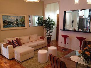 Luxo 2 Quartos Suite 3 Ar Cond 2 Tvs Wi Fi 1 Quadra Praia