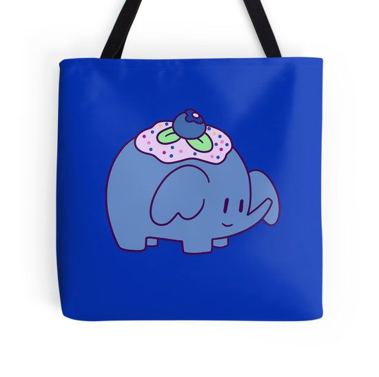 Blueberry Elephant