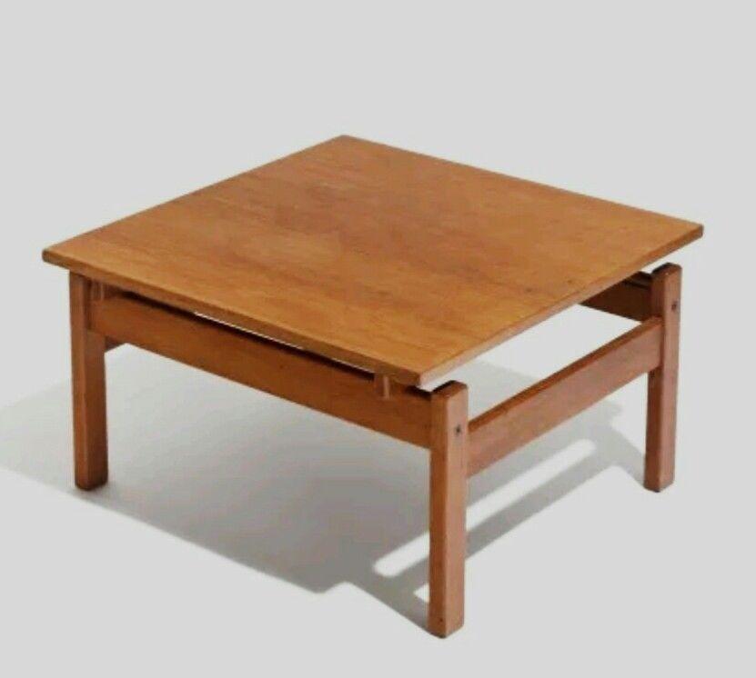 Danish Swedish Coffee Side Table By Yngve Ekstrom For Swedese Ebay Wooden Side Table Table Side Table