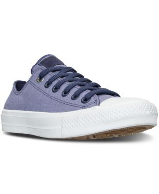 bc5a9f6068a8 CONVERSE Converse Women s Chuck Taylor All Star II Ox Casual Sneakers from  Finish Line.  converse  shoes   all women