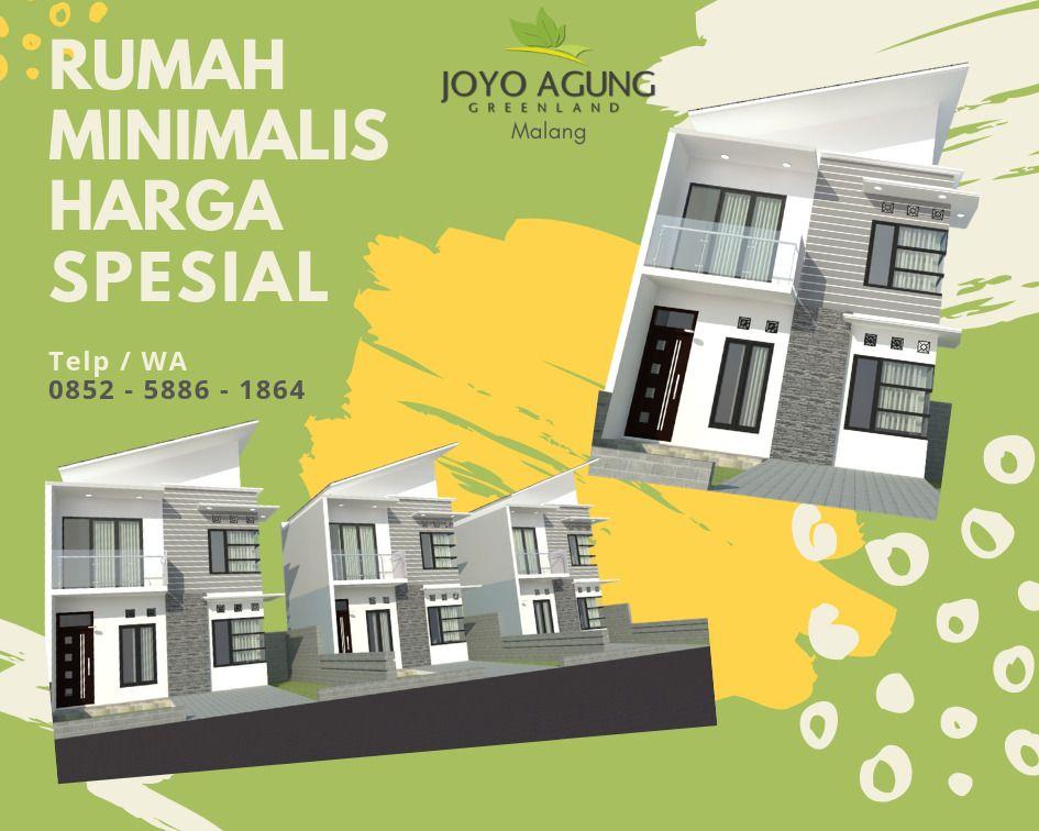 Pilihan Terbaik Wa 62 852 5886 1864 Perumahan Mewah Di Malang Kota Rumah Minimalis Rumah Mewah