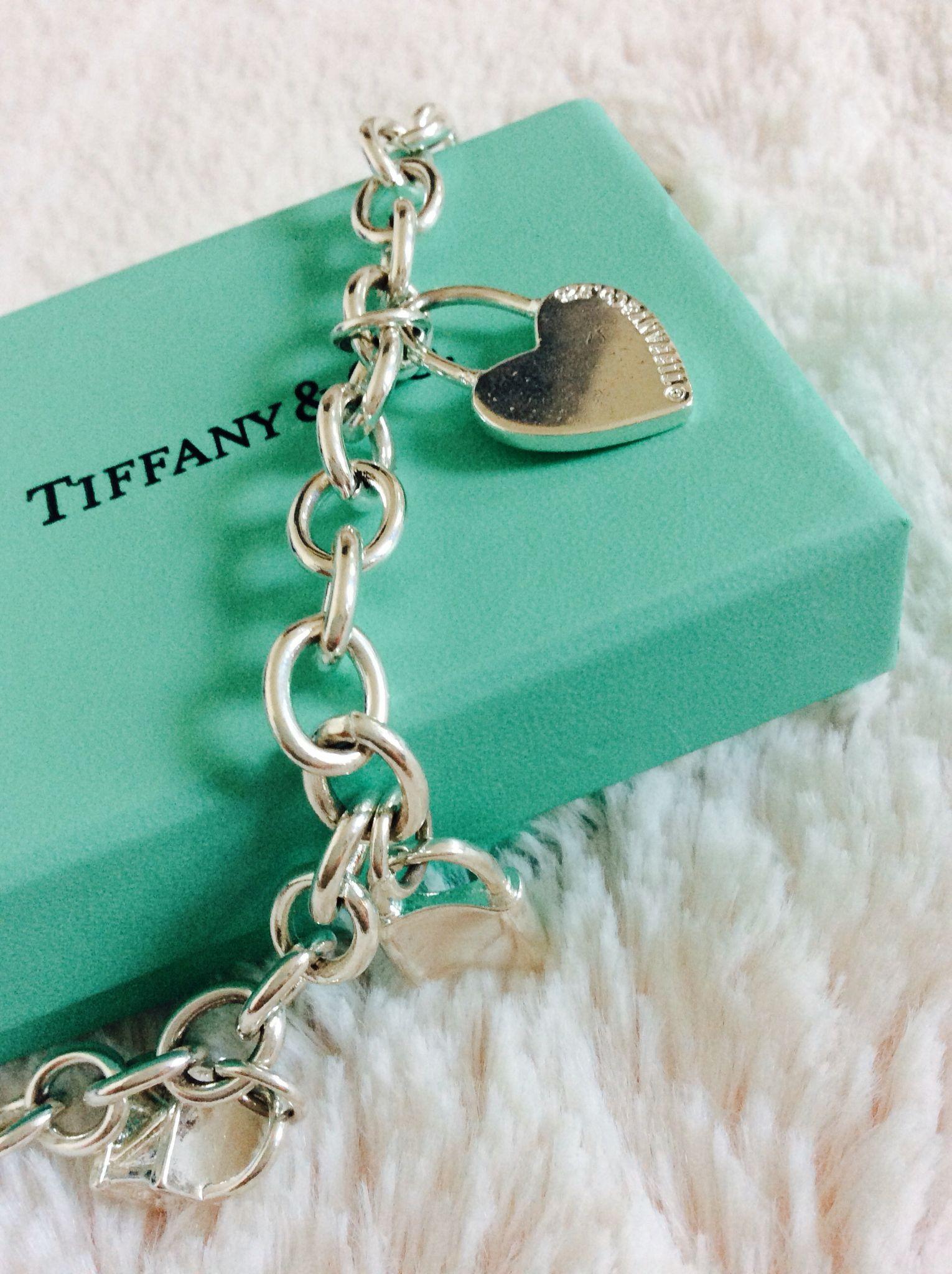 Tiffany Charm Bracelet Xoxo