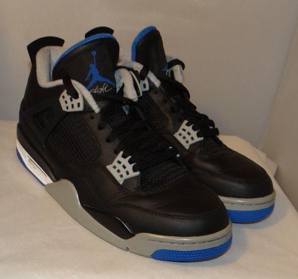 e8aef6d4b882 Nike Air Jordan IV Retro 4 Alternate Motorsport Aj4 Black Size 9.5  fashion   clothing  shoes  accessories  mensshoes  athleticshoes (ebay link)