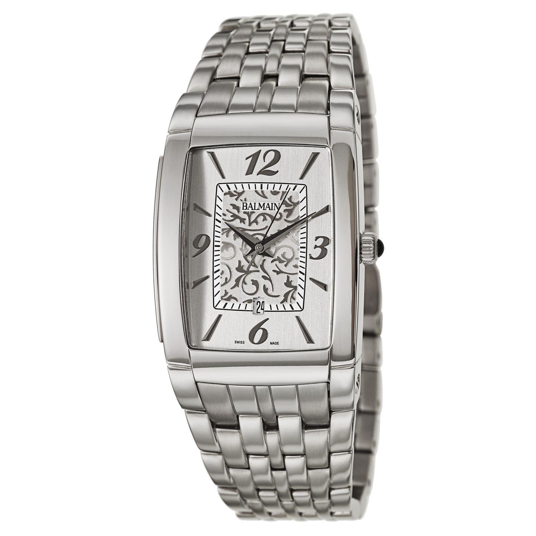 balmain men s b38213314 bellafina stainless steel swiss quartz balmain men s b38213314 bellafina stainless steel swiss quartz watch by balmain