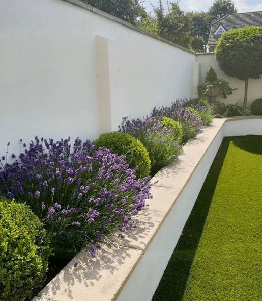 25 Simple And Modern Garden Design